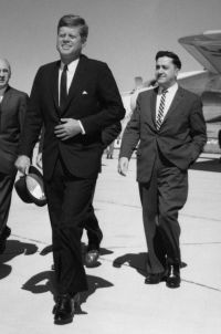 Manatos & President Kennedy