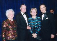 President HW Bush