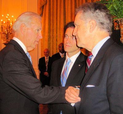 Joe Biden & Manato