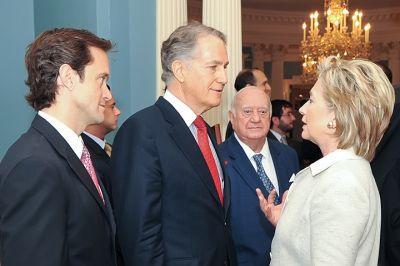 Manatos & Clinton
